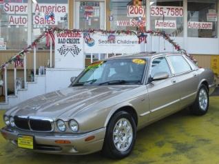 Used 2003 Jaguar XJ XJ8 For Sale In Seattle, WA