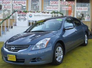 81dcb815bb144a Used 2010 Nissan Altima 2.5 SL Sedan CVT for Sale in Seattle