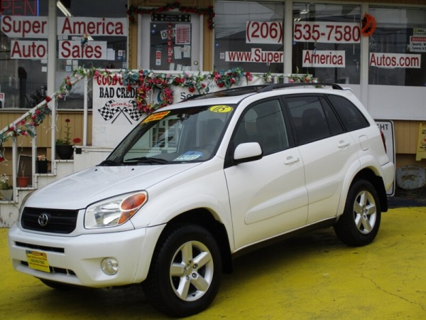 2005 Toyota RAV4 Reviews, Ratings, Prices - Consumer Reports