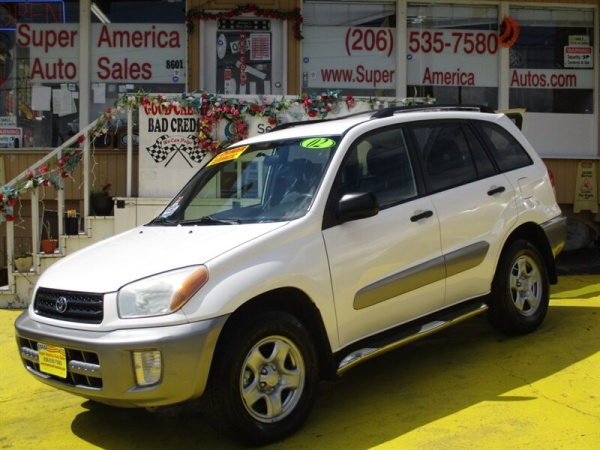 2002 Toyota RAV4 Reviews, Ratings, Prices - Consumer Reports