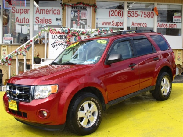 2012 Ford Escape Reviews, Ratings, Prices - Consumer Reports