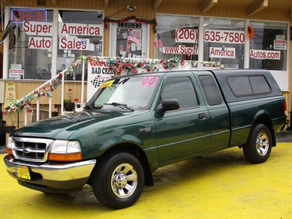 2000 Ford Ranger in Seattle, WA