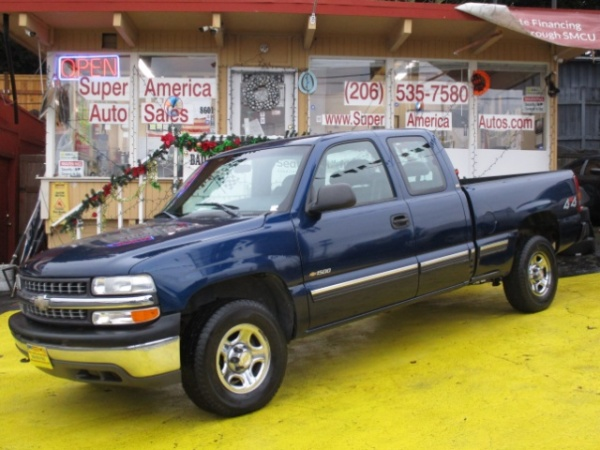 2001 Chevrolet Silverado 1500 Reviews, Ratings, Prices