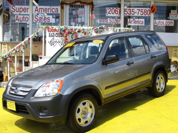2005 Honda CR-V Reviews, Ratings, Prices - Consumer Reports