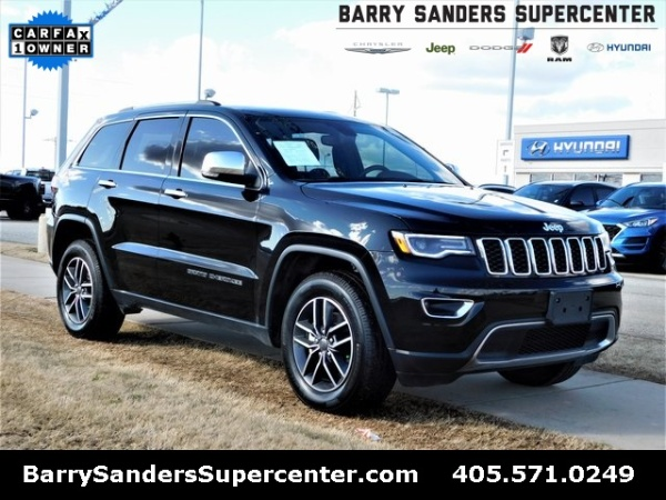 2019 Jeep Grand Cherokee in Stillwater, OK