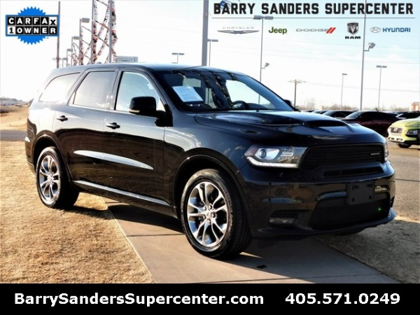 2019 Dodge Durango in Stillwater, OK