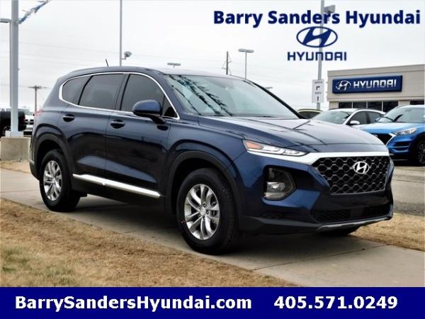 2020 Hyundai Santa Fe in Stillwater, OK
