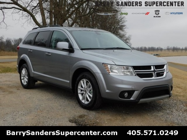 2019 Dodge Journey in Stillwater, OK
