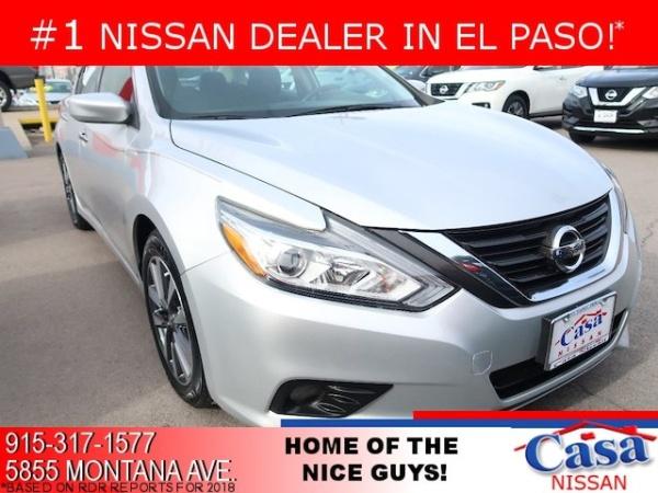 2017 Nissan Altima 2 5 For Sale In El Paso Tx Truecar