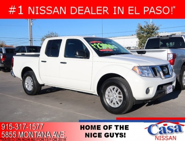 Used Nissan Frontier For Sale In El Paso Tx U S News World Report