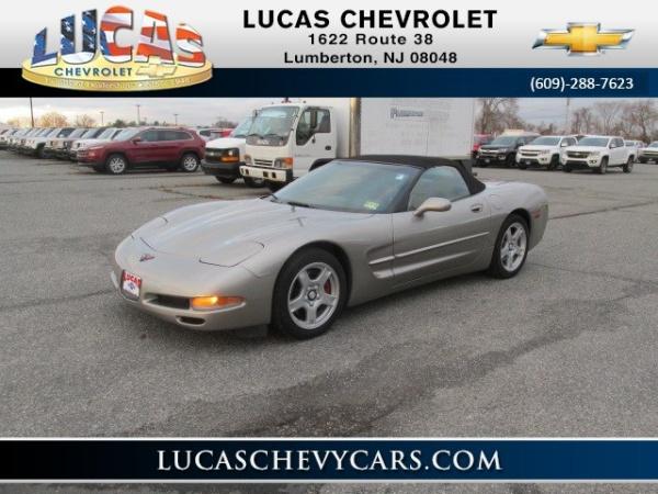 1998 Chevrolet Corvette in Lumberton, NJ