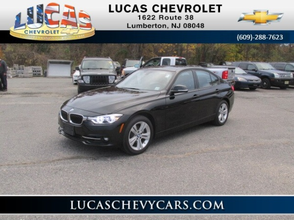 2016 BMW 3 Series in Lumberton, NJ