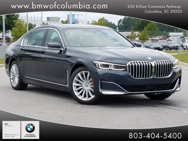 2020 BMW 7 Series in Columbia, SC