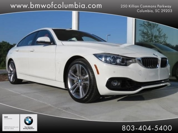 Bmw Columbia Sc >> 2019 Bmw 4 Series 440i Gran Coupe Rwd For Sale In Columbia Sc Truecar