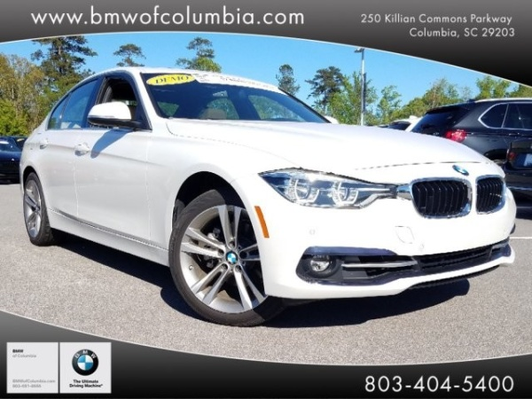 2017 BMW 3 Series in Columbia, SC