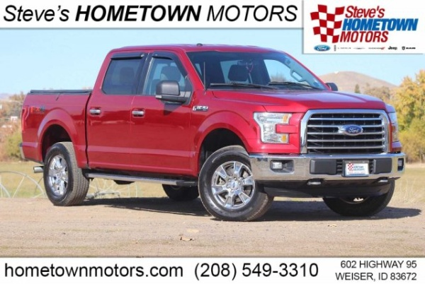 2016 Ford F-150 in Weiser, ID