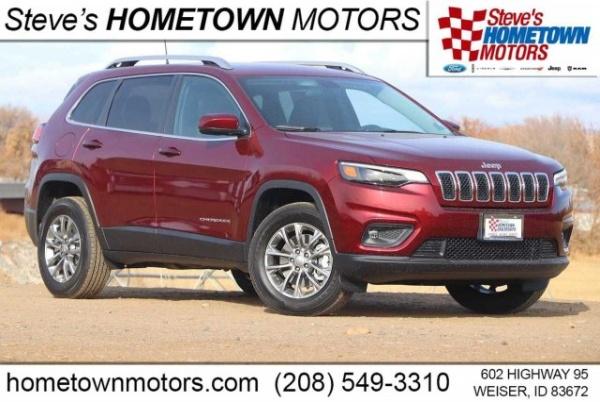 2020 Jeep Cherokee in Weiser, ID