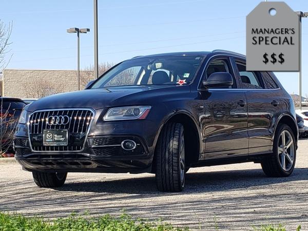 2014 Audi Q5 in Georgetown, TX