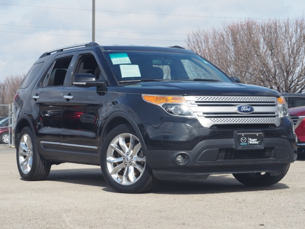 2015 Ford Explorer in Georgetown, TX