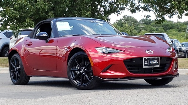 2019 Mazda MX-5 Miata Club