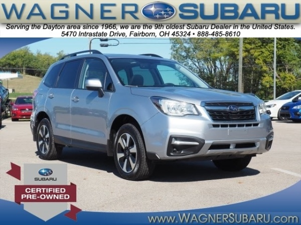 2017 Subaru Forester in Fairborn, OH