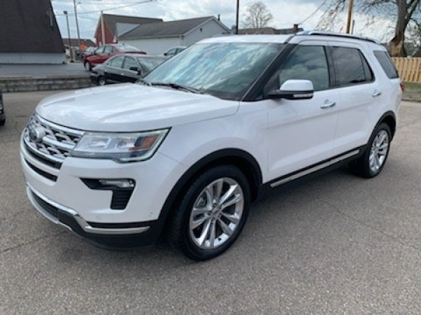 2018 Ford Explorer in Fairborn, OH