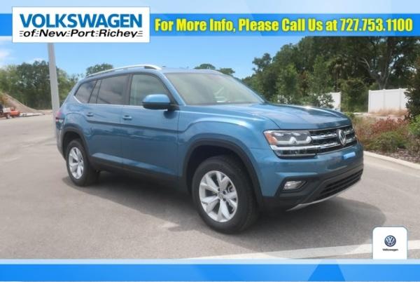 2019 Volkswagen Atlas in New Port Richey, FL