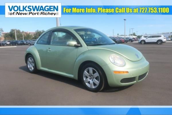 2007 Volkswagen New Beetle in New Port Richey, FL