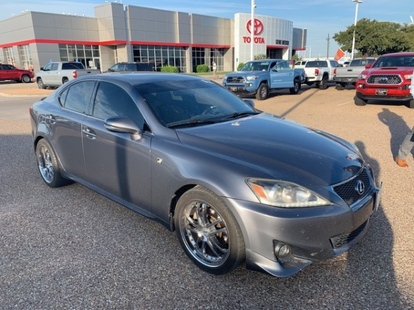 2012 Lexus IS in Lubbock, TX