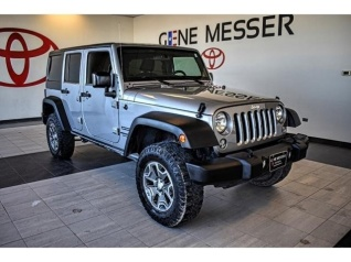 bd180bbb Used Jeep Wrangler for Sale in Dimmitt, TX | 34 Used Wrangler ...