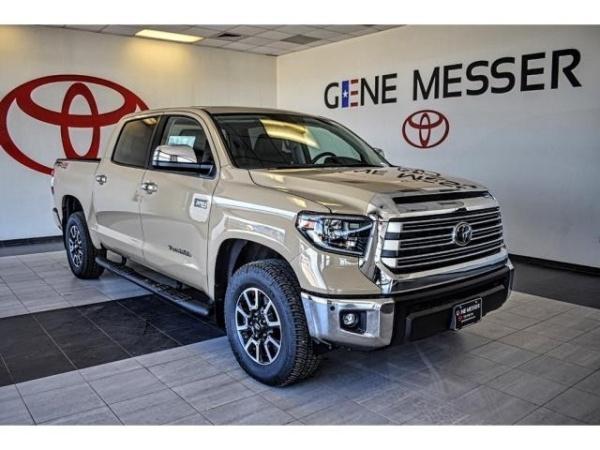 2020 Toyota Tundra in Lubbock, TX