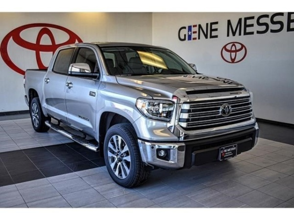 2020 Toyota Tundra in Lubbock, TX