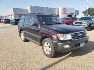 Used Toyota Land Cruisers for Sale | TrueCar