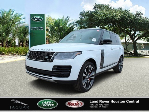 2020 Land Rover Range Rover in Houston, TX