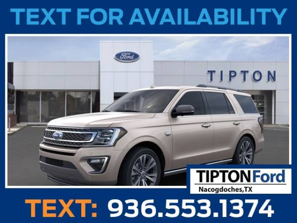 2020 Ford Expedition in Nacogdoches, TX