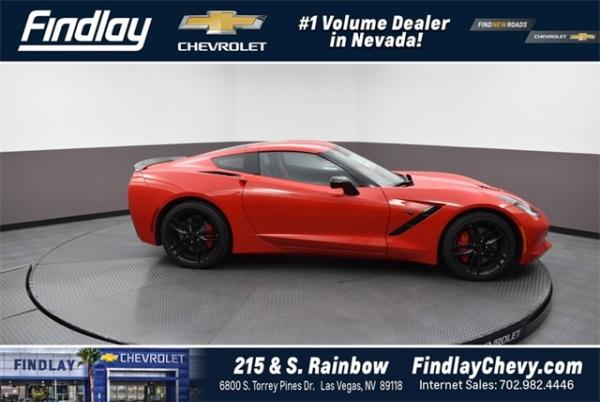 2019 Chevrolet Corvette in Las Vegas, NV