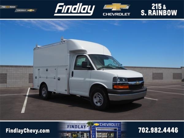 2019 Chevrolet Express Commercial Cutaway in Las Vegas, NV