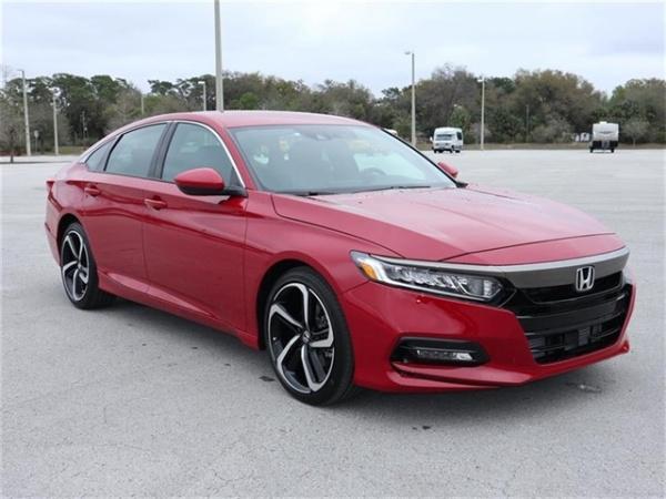 2020 Honda Accord in Homosassa, FL