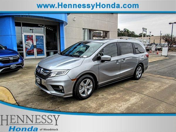 2020 Honda Odyssey in Woodstock, GA