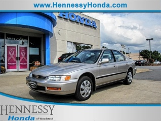 Used 1997 Honda Accord LX Sedan Automatic For Sale In Woodstock, GA