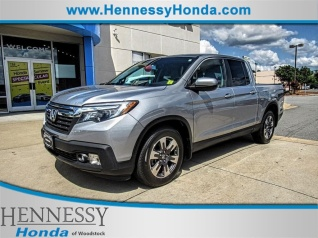 High Quality Used 2017 Honda Ridgeline RTL T FWD For Sale In Woodstock, GA