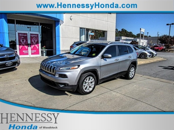 2017 Jeep Cherokee in Woodstock, GA