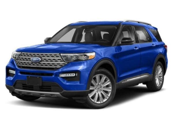2020 Ford Explorer in San Diego, CA