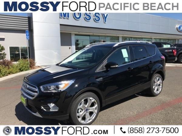 2018 Ford Escape in San Diego, CA