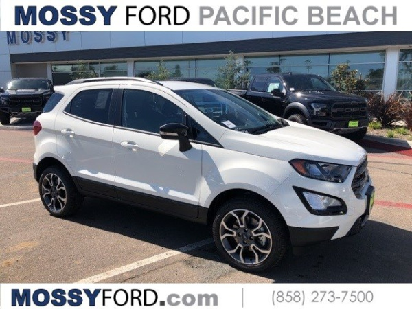 2019 Ford EcoSport in San Diego, CA