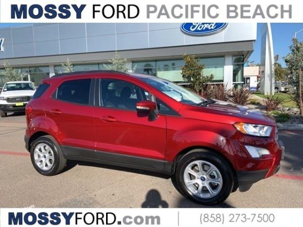 2020 Ford EcoSport in San Diego, CA