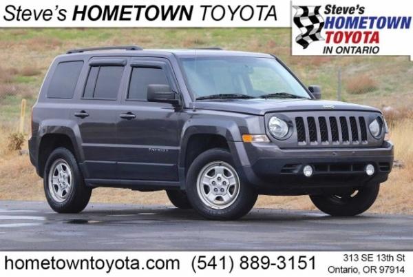 2016 Jeep Patriot in Ontario, OR
