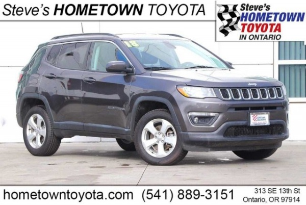 2018 Jeep Compass in Ontario, OR