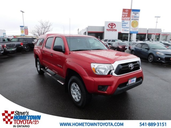 used toyota tacoma for sale in boise id u s news world report. Black Bedroom Furniture Sets. Home Design Ideas