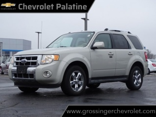 2009 Ford Escape Limited 3 0l V6 Automatic 4wd For In Palatine Il